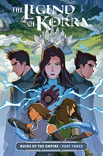 The Legend of Korra: Ruins of the Empire Part Three (English Edition)