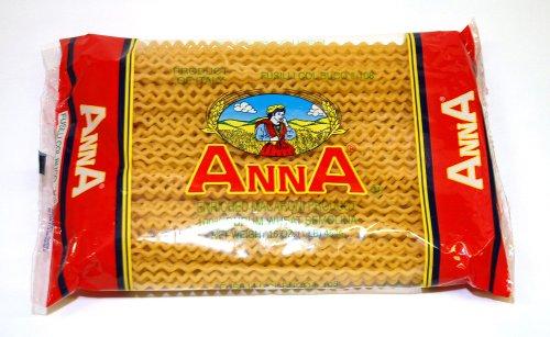 Anna - Fusilli col Buco (Long Fusilli) #108, (4)- 16 oz. Pkgs.