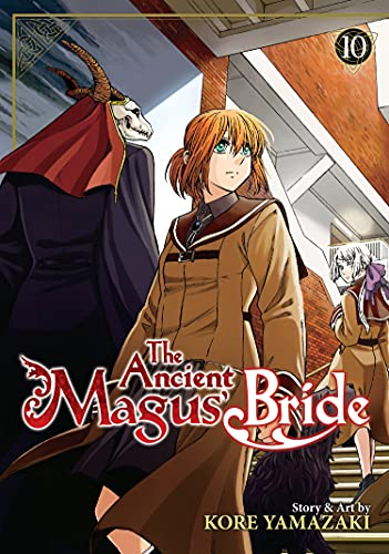 The Ancient Magus' Bride 10: higher learning