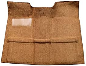 ACC Replacement Carpet Kit for 1967 to 1972 Chevrolet Standard Cab Pickup Truck, 2 WD Automatic (501-Black 80/20 Loop)