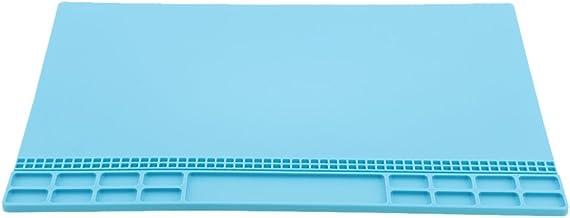 #N/A Soldeermat Magnetisch Project Werkpad Onderhoudsplatform Bureaumat, Hittebestendig voor Mobiele Telefoon - 210 X 380 ...