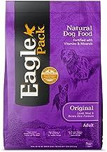 Eagle Pack Natural Dry Dog Food, Lamb & Rice, 30-Pound Bag