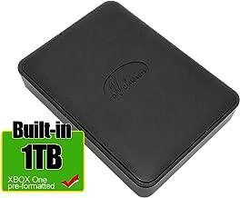 Avolusion 1TB USB 3.0 Portable External Gaming Hard Drive (Xbox One Pre-Formatted) HD250U3-X1-1TB-XBOX - 2 Year Warranty