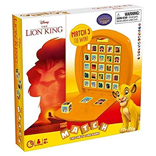 Lion King Match-5 Board Game