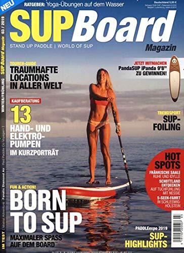 SUP Board Magazin 3/2019