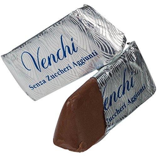 Venchi Giandujotti Chocolight - dolcificati con maltitolo - 1000g
