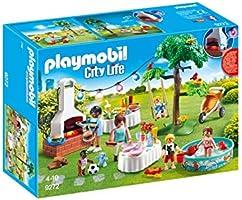 Playmobil 9272 - housewarming party
