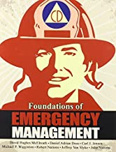 Foundations of Emergency Management by MCELREATH DAVID (2014-08-07)
