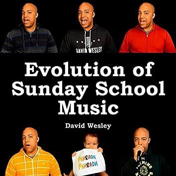 Evolution of Sunday School Music