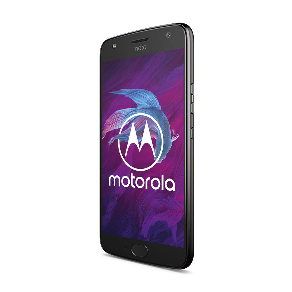 Motorola Moto X 4 - Smartphone (SIM única, 13,2 cm (5.2