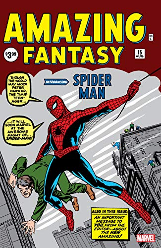 Amazing Fantasy (1962) #15: Facsimile Edition (English Edition)