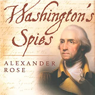 Washington's Spies cover art