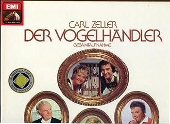 Carl Zeller  Der Vogelhändler  - Quadro 2 Vinyl LP Box Set  EMI 1974