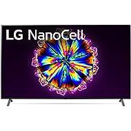 "LG 75NANO90UNA Alexa Built-In Nano 9 Series 75"" 4K Ultra HD Smart LED Nanocell TV (2020)"