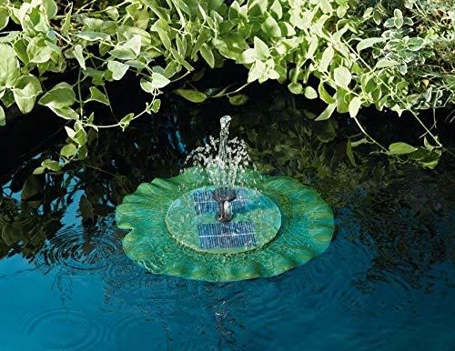 Gärtner Pötschke Fontaine solaire pour bassin