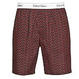 Tommy Hilfiger Sleep Short Pantalones Cortos, Mini Logo Cuadrado_Black, XL para Hombre