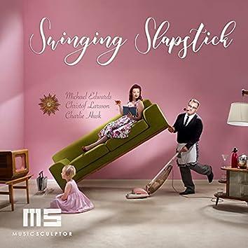 MUSIC SCULPTOR, Vol. 96: Swinging Slapstick