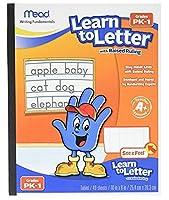 手紙学習、見て、感じ、盛り上がった罫線、40シュート/BK、AST、1個単位での販売。