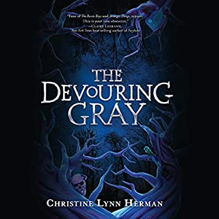 The Devouring Gray                   By:                                                                                                                                 Christine Lynn Herman                               Narrated by:                                                                                                                                 Sarah Beth Goer                      Length: 10 hrs and 2 mins     13 ratings     Overall 4.1
