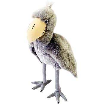 伊豆シャボテン本舗 動物 鳥 ぬいぐるみ ハシビロコウ はしびろこう 自立 スタンディング ギフト