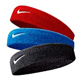RZLECORT Workout Headband for Women & Men Exercise or Sports Fitness Band Elastic Stretchy...