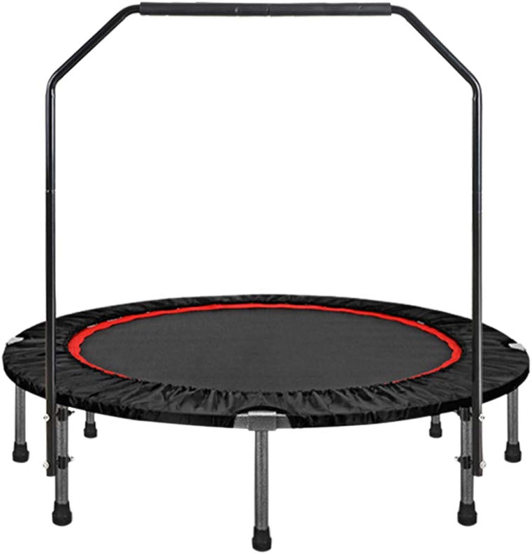 MMM@ Erwachsene Trampolin Gym Professionelle Sportgerte Home Weight Loss Slim Trampolin Kinder Indoor Bounce Bett Outdoor Trampolin Stumm Stabil Anti-Skid Faltbare