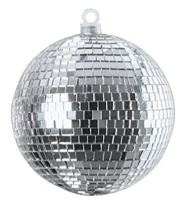 Eurolite Mirror Ball 10cm–Accessory Nightclub (Multi-Colour, 100x 100x 100mm)
