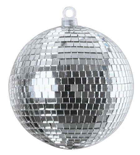 Eurolite Mirror ball 10cm Multicolor - Accesorio de discoteca (Multicolor, 200 g, 100 x 100 x 100 mm)