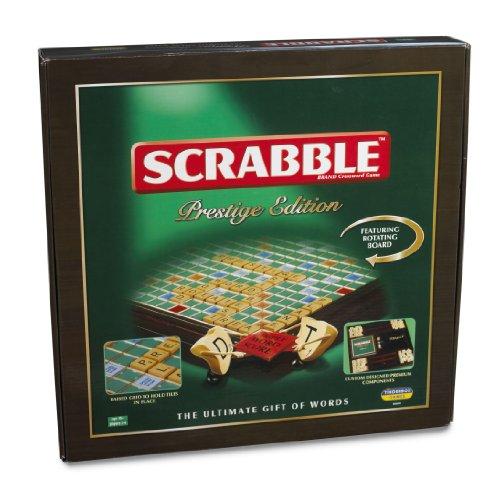 Unbekannt Tinderbox Games Scrabble Prestige-Edition, englische Version