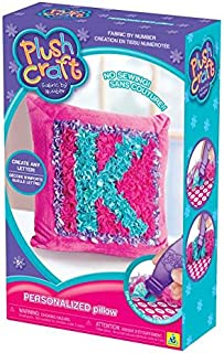 The Orb Factory Plushcraft Personalized Pillow