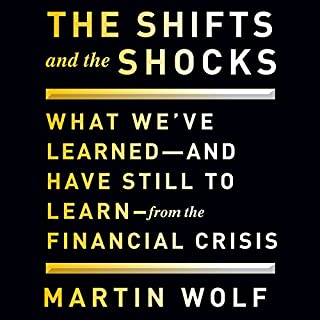 The Shifts and the Shocks audiobook cover art