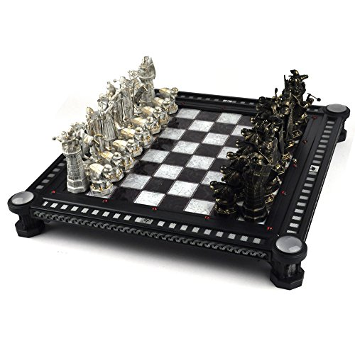 Noble Collection Harry Potter The Final Challenge Chess Set Sets