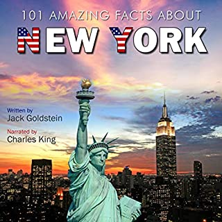 101 Amazing Facts About New York cover art