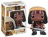 Pop The Walking Dead Negan Carl Caja Original 10cm Figuras de Vinilo Juguetes para niños Regalos par...