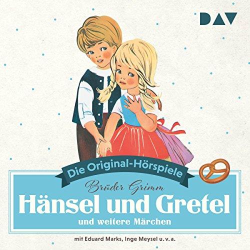 Hänsel und Gretel und weitere Märchen audiobook cover art