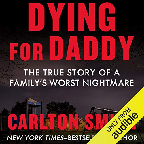 Dying for Daddy audiobook cover art