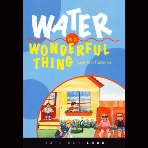 Water is a Wonderful Thing audiobook cover art