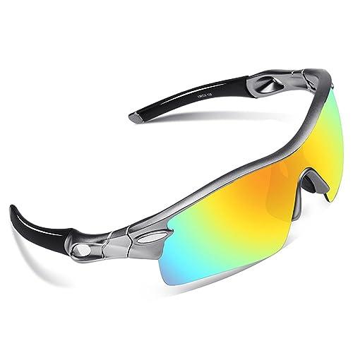 a1a3cdb006 OBERLY Baseball Polarized Sunglasses