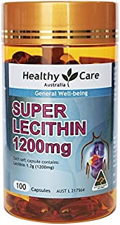 Best healthy care lecithin Reviews