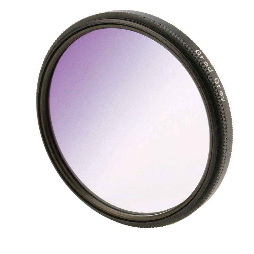 QMstore - Filtro Gris Degradado para Objetivo de cámara réflex ...