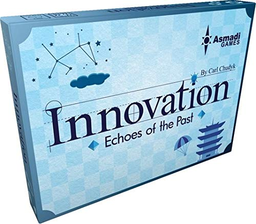 Asmadi Games Innovation: Echoes of The Past Third Edition