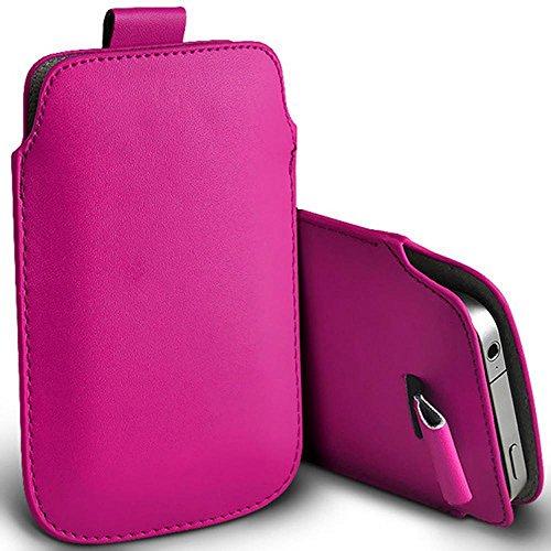 Digi Pig® Schutzhülle für MobiWire-Handys (Dakota - Hot Pink - Easy Access