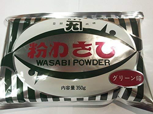 カネク 粉わさびグリーン 350g (1パック)