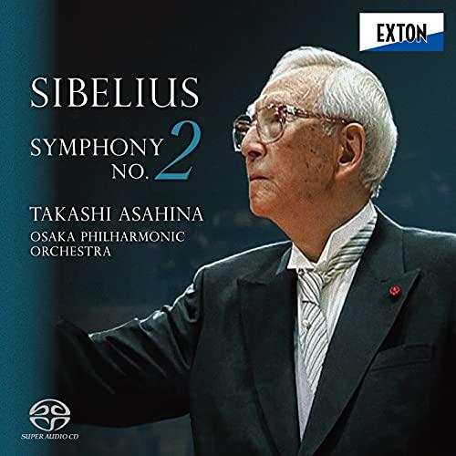 シベリウス:交響曲第2番 朝比奈隆(指揮)大阪フィルハーモニー交響楽団