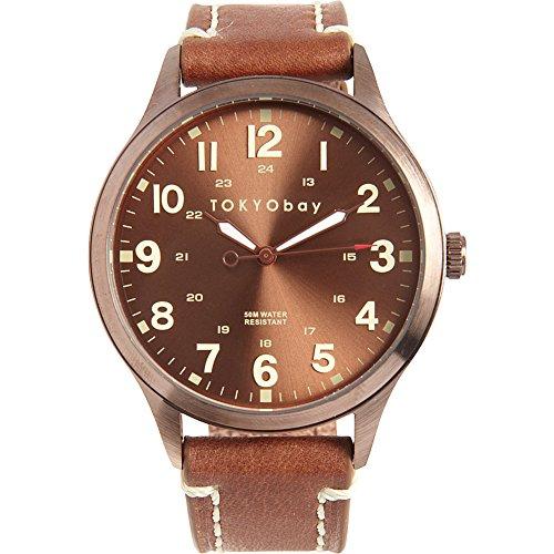 Tokyobay Mason watch, brown