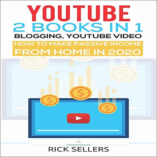 YouTube: 2 Books in 1 cover art