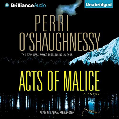 Acts of Malice audiobook cover art