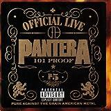 Songtexte von Pantera - Official Live: 101 Proof