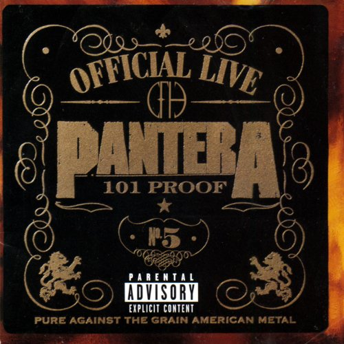 Official Live - 101 Proof
