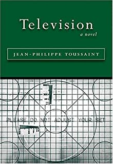 By Jean-Philippe Toussaint Television (3rd Third Edition) [Paperback]